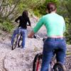Mountainbiken in Frankrijk