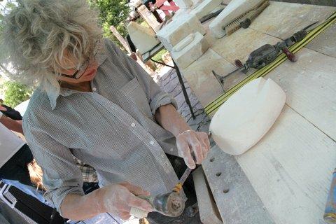 workshop Frankrijk beeldhouwen 02