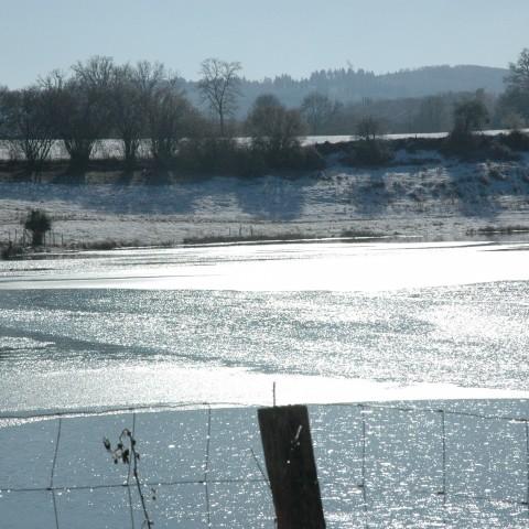 bevroren meertje jan 2010