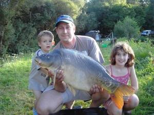 Arrangementen - Vissen in de Limousin, Frankrijk. Verse vangst.